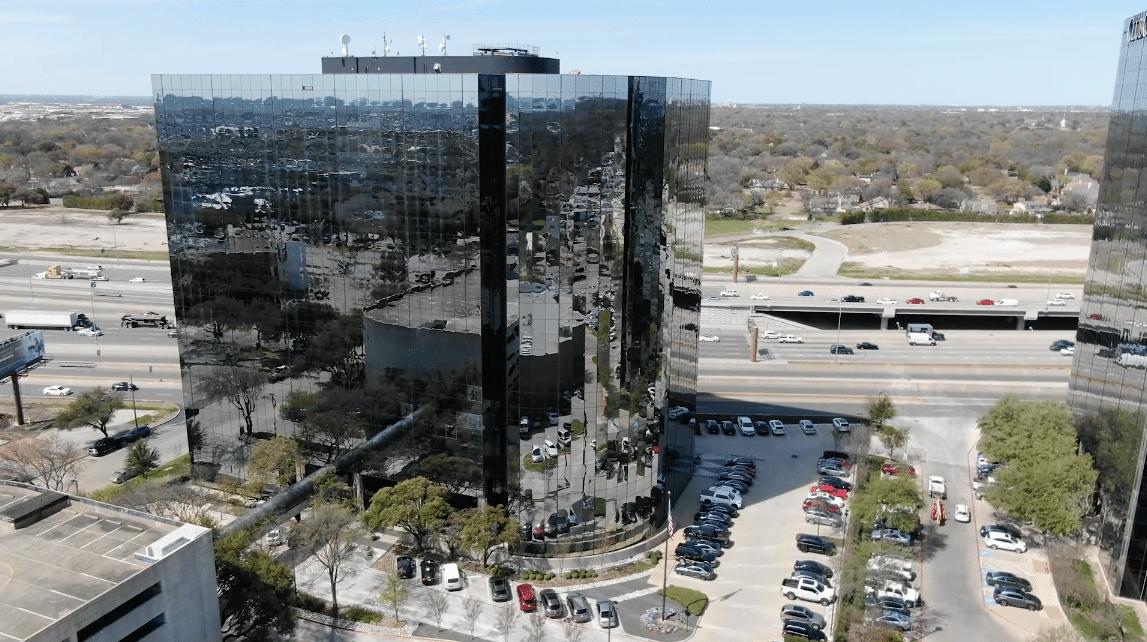 3010 Building Exterior ariel